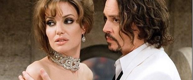 Jolie ve Depp'in hayal kırıklığı
