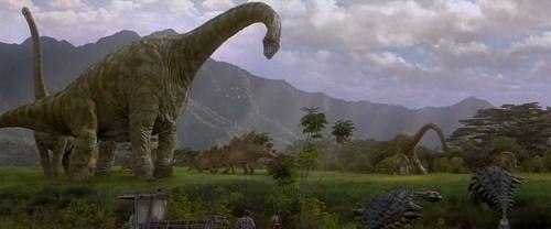 'Jurassic Park 4' çok uzak değil