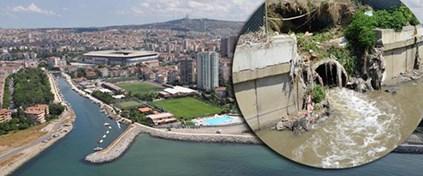 'Kadıköy'de denize girmeyin'
