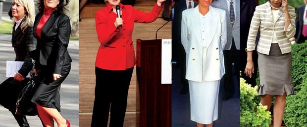 Kadın gibi politikacı
