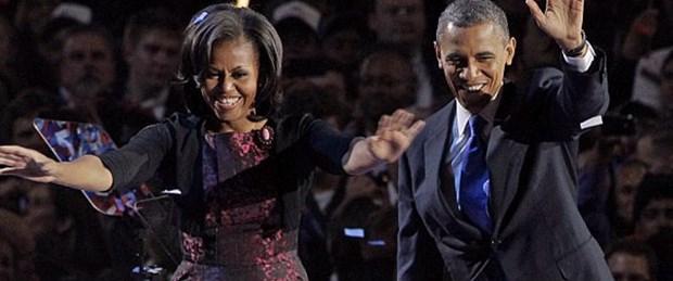 Kadınlar Michelle Obama'yı 'taklit ediyor'