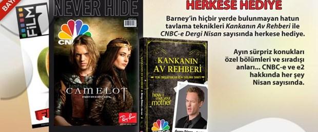 'Kankanın Av Rehberi' CNBC-e Dergi ile hediye
