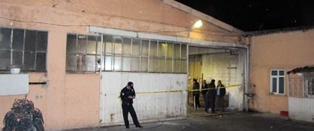 Kapkaççı kovalayan polis çatıdan düştü