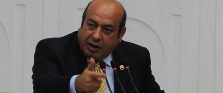 Kaplan: Gün gelir PKK da Meclis'e girer