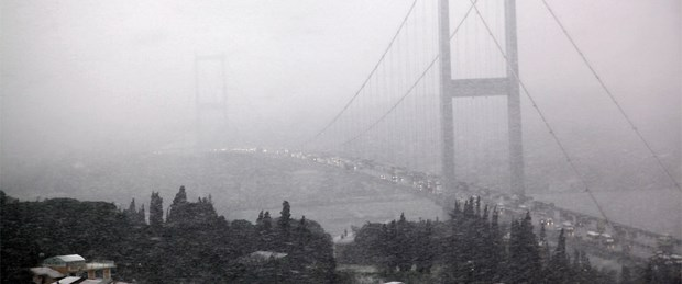 Kar İstanbul'a teğet mi geçti?