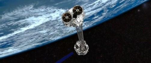 Karadelik avcısı uzaya fırlatıldı