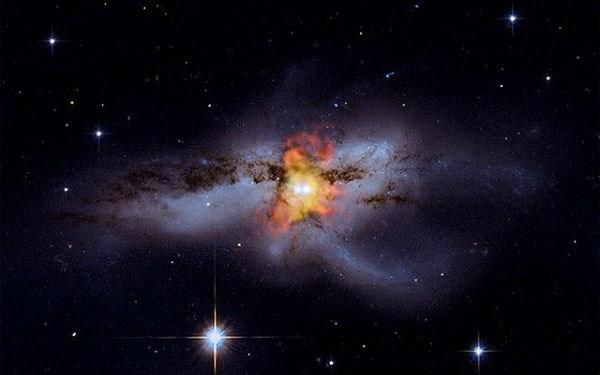 NuSTAR, evrenin en karanlık ve esrarengiz köşelerini inceleyecek.