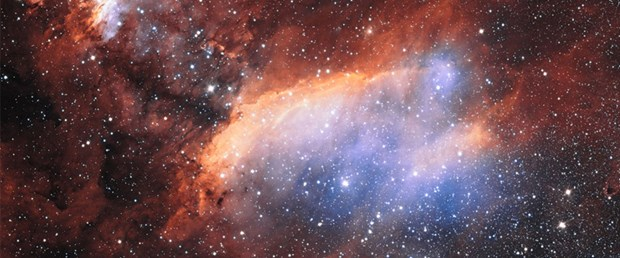 Karides Bulutlusu'nda pişen yıldızlar