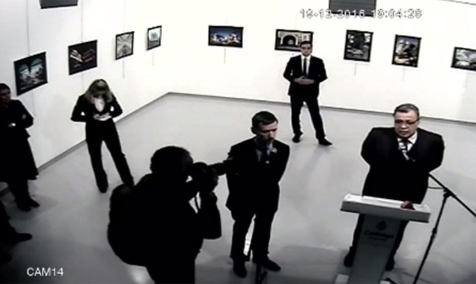 İddianamede terörist Altıntaş'ın güvenlik kamerası görselleri de yer aldı.