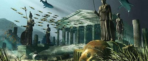 'Kayıp şehir Atlantis' bulundu mu?