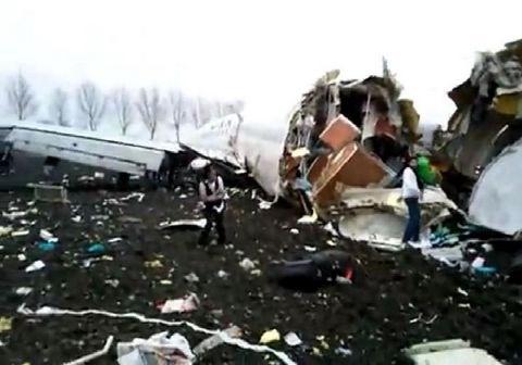 Kazadan 10 dakika sonra