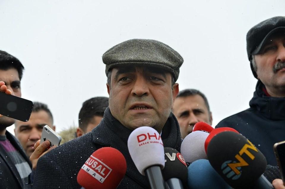 CHP Genel Başkan Yardımcısı Sezgin Tanrıkulu