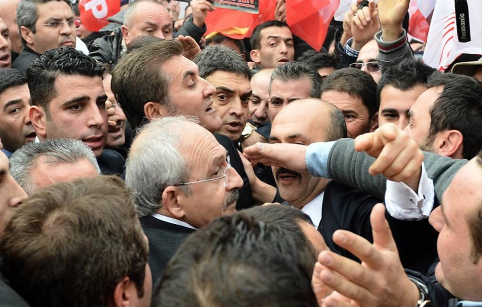 Kılıçdaroğlu: 9 şiddetindeki deprem gibiydi