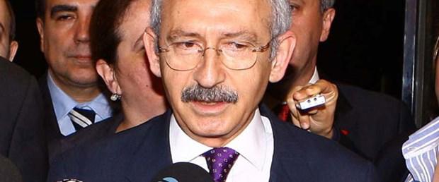 Kılıçdaroğlu: Başbakan MİT'ten bilgi alsın