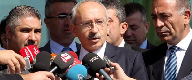 Kılıçdaroğlu Başbakan'a sordu: Kim onlar?
