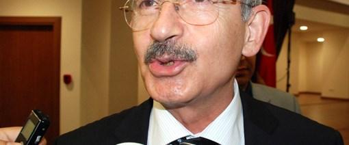 Kılıçdaroğlu: Başbakan'ın hiddeti çözüme engel
