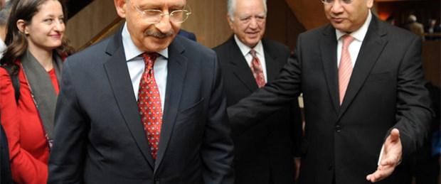 Kılıçdaroğlu Baykal'ın konuşmasını beğendi