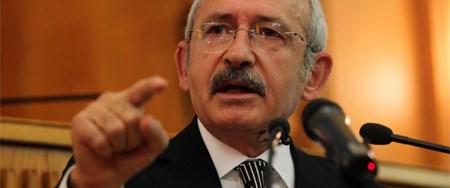 Kılıçdaroğlu: Felaket zamanı siyaset yapılmaz
