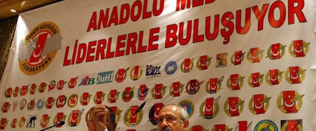 Kılıçdaroğlu: Gazetelere direkt müdahale var