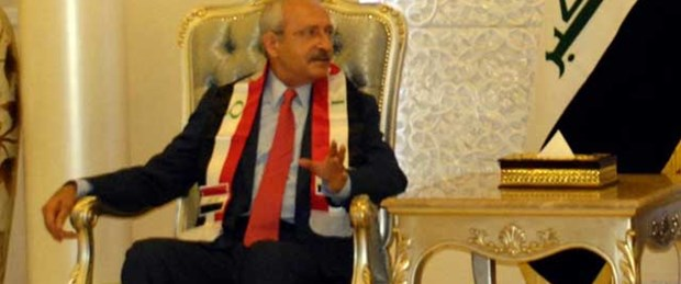 Kılıçdaroğlu Maliki ile görüştü