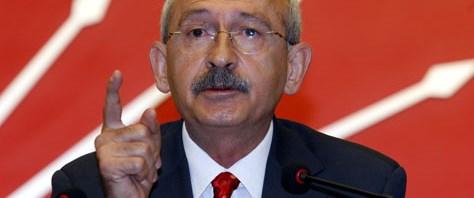Kılıçdaroğlu oy kullanamadı