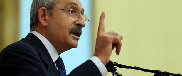 Kılıçdaroğlu: Sarıgül için tek yol üye olması