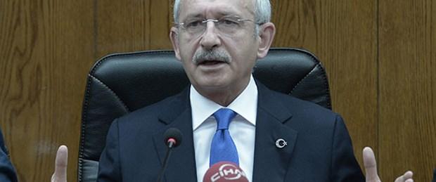 Kılıçdaroğlu: Tahammül edemeyiz