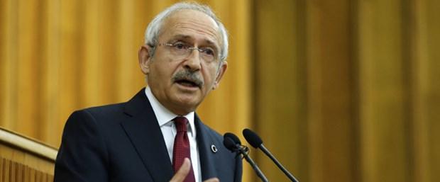 Kılıçdaroğlu Bu parlamento kendi tarihine ihanet etti
