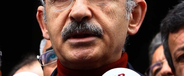 Kılıçdaroğlu'ndan Kaddafi'ye çağrı