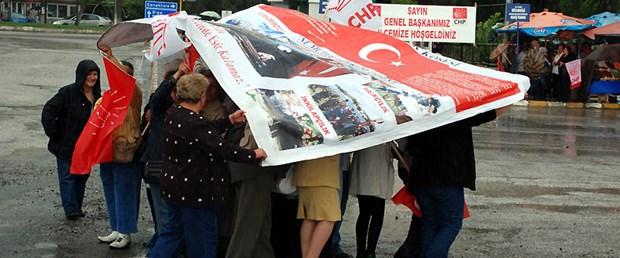 Kılıçdaroğlu'nu beklerken...