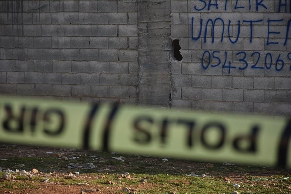 Kilis'e 3 Roket Atıldı » afrin, kilis, roket