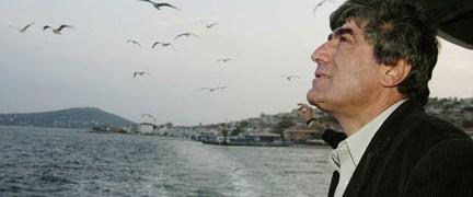 Kınalıada'ya Hrant Dink parkı