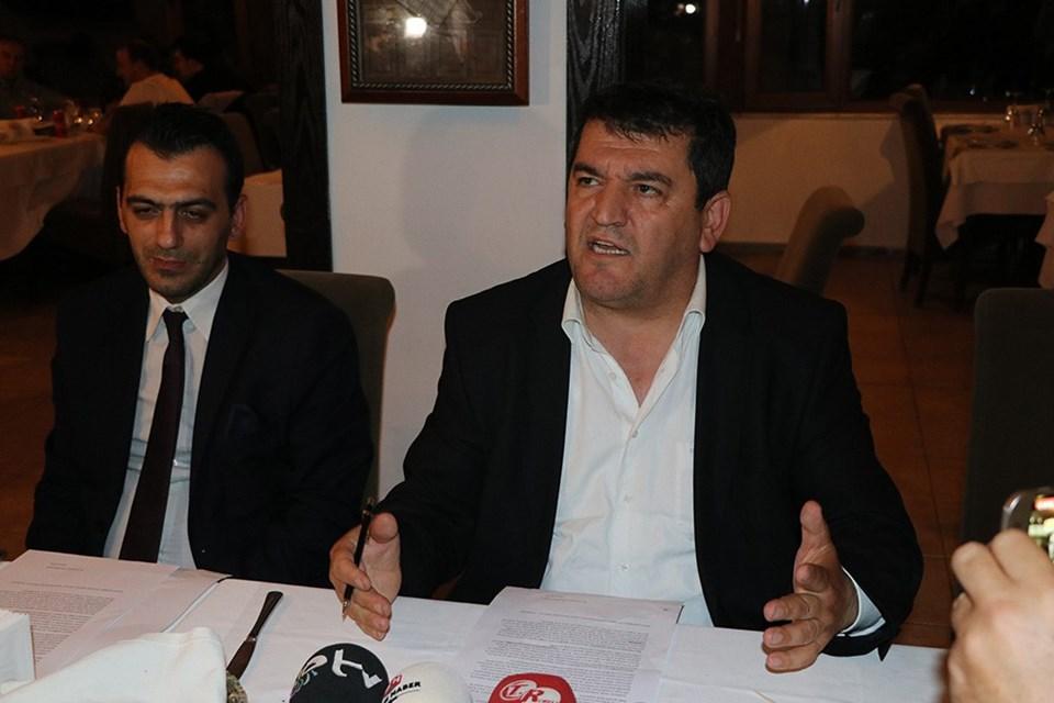 İş adamı Ahmet Çetin, ağalığının düşürülmesiyle ilgili konuştu