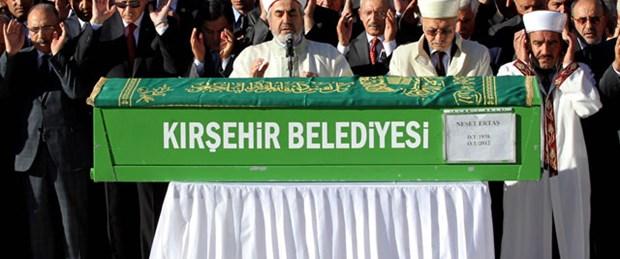 Kırşehir Belediyesi'nden tabut açıklaması