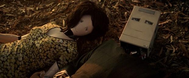'Kışkırtıcı yönetmen'den iki robotun aşkı