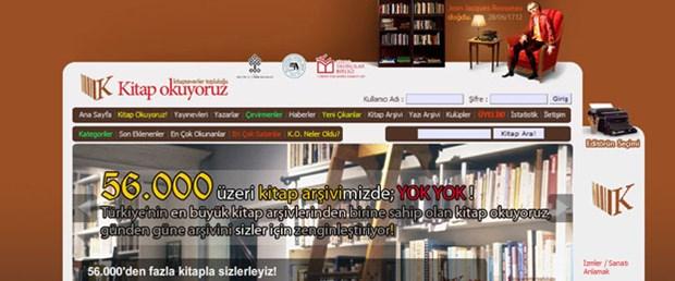 Kitapseverler bu sitede buluşuyor