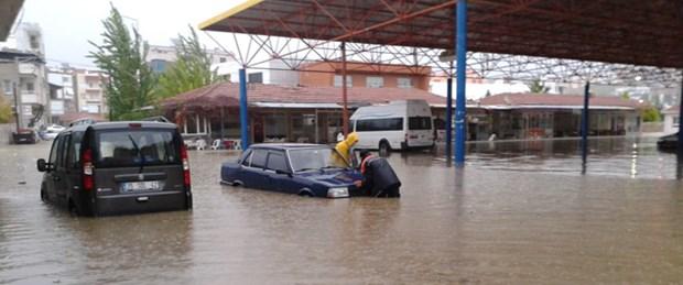 Kıyı Ege'ye yağış uyarısı