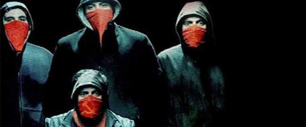 Kızıl Hackerlar polis sistemini hackledi