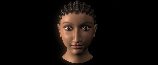 Kleopatra gerçekte esmerdi