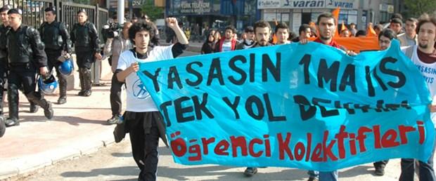 Kocaeli'nden Taksim'e yürümek istediler