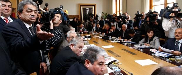 Komisyonda 'askerden korkma' polemiği