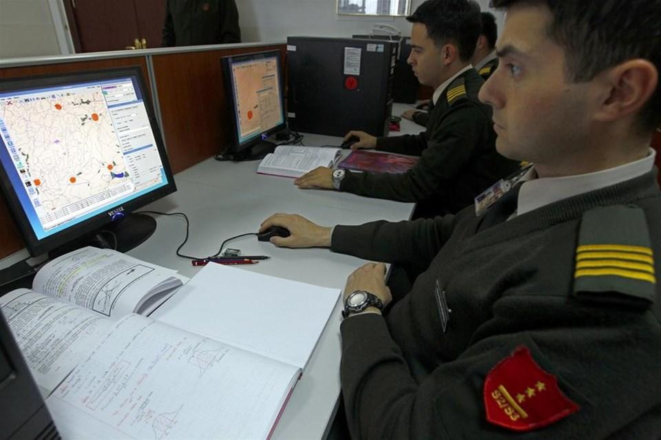 Komutanların okulu