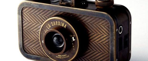 Konserve kutusu değil fotoğraf makinesi