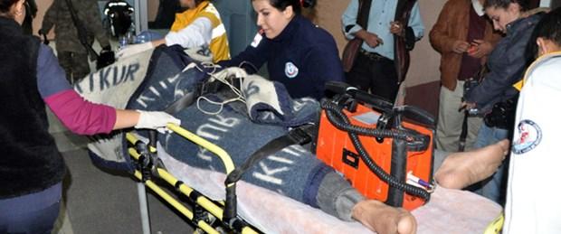 Konteyner kentte kavga: 12 yaralı