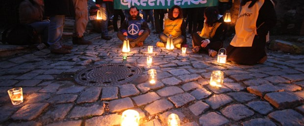 Kopenhag eylemcileri serbest