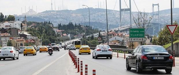 Köprü ve otoyolların 9 aylık geliri açıklandı