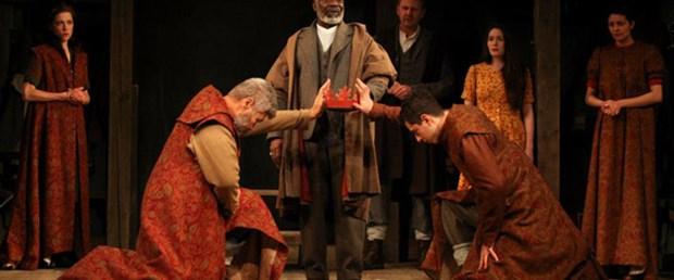 'Kral Lear' Aya İrini'de sahnelendi