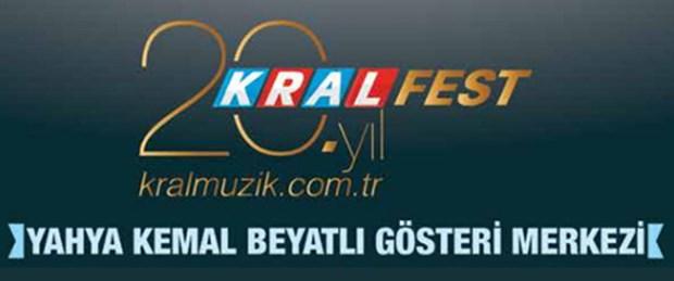 Kralfest başlıyor