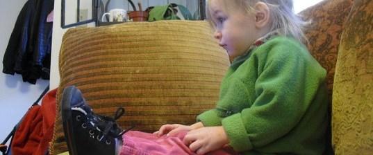 Küçük çocuklar ve televizyon