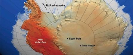Küresel ısınma Antarktika'yı da etkiliyor